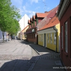 Gasse in Frederikshavn