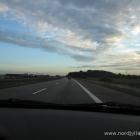 Autobahn Hirtshals Rückfahrt