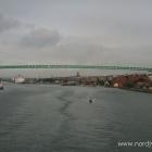 Göteborg Hafen Älvsborgsbron