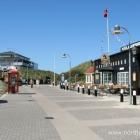 Weg zum Strand in Løkken