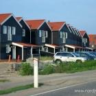 Neubauten am Hafen