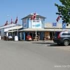 Fischgeschäft und Restaurant in Juelsminde