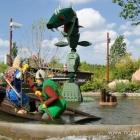 Legoland Wildwasserbahn