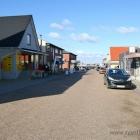 Einkaufsstrasse in Hvide Sande