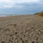 Der Strand in Tornby Richtung Hirtshals