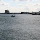 Der Hafen von Hirtshals