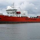 Trans Dania im Hafen von Frederikshavn