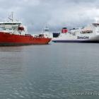 Trans Dania und Stena Jutlandica