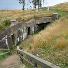 Bunkereingang in Bangsbo