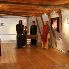 Ausstellungsraum im Kloster