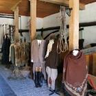 Pferdestall im Kloster
