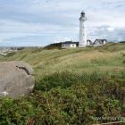 Leuchtturm und Bunker