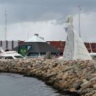 Fruen fra Havet in Sæby