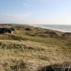 Blick auf die Dünen von Tornby