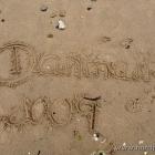 Spuren im Sand ;)