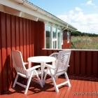 """Die """"kleine"""" Terrasse unseres Hauses"""