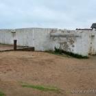 Die Reste von Mårup Kirke