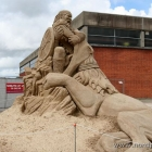 Sandskulpturen Festival in Hjørring