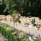 Der botanische Garten von Bangsbo