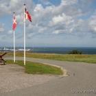 Bangsbo Fort mit Blick auf das Kattegat