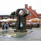 Skulptur in Skagen