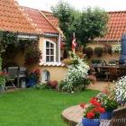 kleiner Vorgarten in Skagen