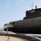 U-Boot Burgstaaken auf Fehmarn