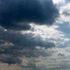 Wolken im Anmarsch