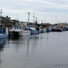 Der Fischereihafen von Hirtshals