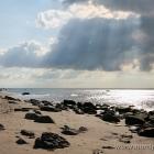 Strand und Wolken bei Hirtshals