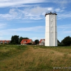 der alte Leuchtturm in Skagen
