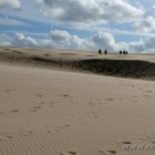 Sand Wolken.... und Wind
