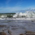 Wellen aus der Froschperspektive