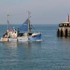 Fischerboot in Hirtshals