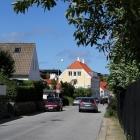 Strasse durch Lønstrup