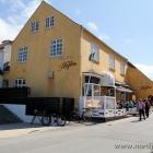 Das Cafe Slugten in Lønstrup