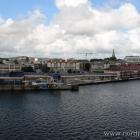 Hafenanlagen in Kristiansand