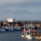 Fischerboote im Hafen von Hirtshals