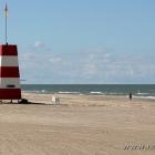Wachturm am Strand von Tornby