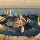 Gondor im Sand