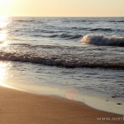 Strand, Meer und Sonne