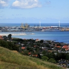 Blick auf Frederikshavn