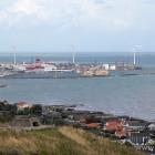 Aussicht auf Frederikshavn