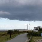 Wolken über Frederikshavn