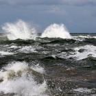 Wellen in Grenen