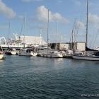 Segelboote im Hafen von Skagen