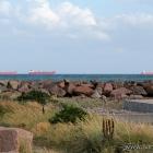 Tankschiffe vor Skagen