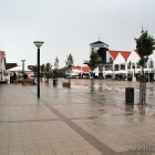 Nach dem Regen in Blokhus