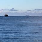 Schiffe vor Hirtshals