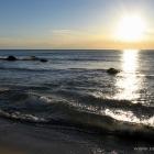 Sonnenuntergang Hirtshals Strand